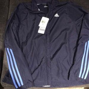 NWT Women's Adidas ClimaProof running jacket
